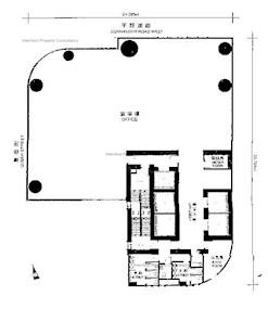 德辅道西9号 -标准平面图