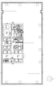 希慎广场 -标准平面图