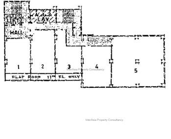 章记大厦 -标准平面图