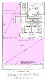 华懋333广场 -标准平面图