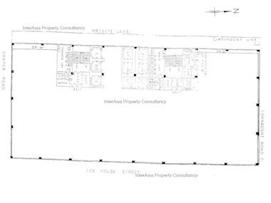 圣佐治大厦 -标准平面图