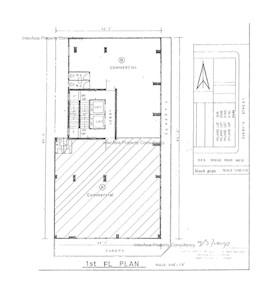 德辅大厦 -标准平面图