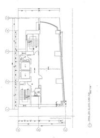 柏宜大厦 -标准平面图