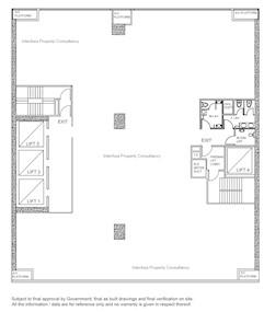 创业街9号 -标准平面图