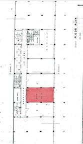 新显利大厦 -标准平面图