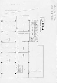 嘉宾商业大厦 -标准平面图
