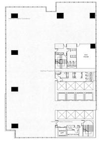濠丰大厦 -标准平面图