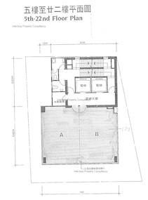 翡翠中心 -标准平面图