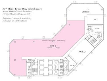 时代广场 1座-标准平面图
