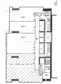 长沙湾道909号 -标准平面图