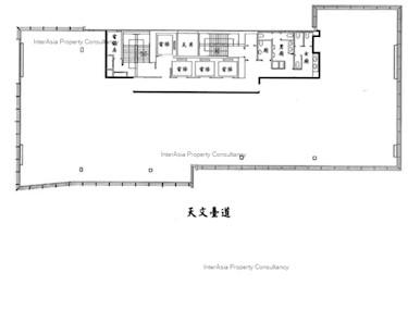 天文台道8号 -标准平面图
