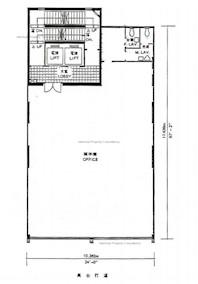 宇宙商业大厦 -标准平面图