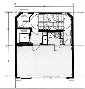 MW Tower -标准平面图