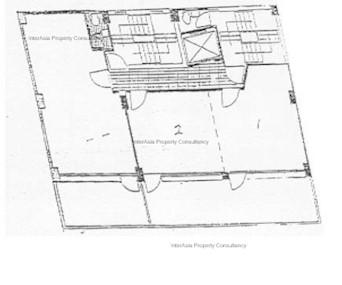 群英商业大厦 -标准平面图