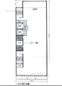 精棉工业大厦 -标准平面图