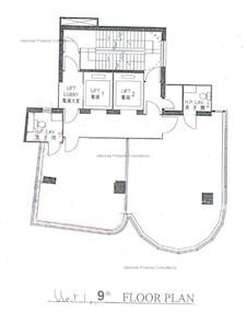 彰显大厦 -标准平面图