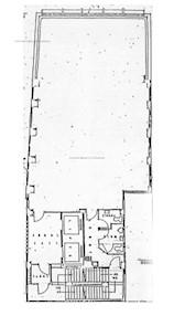 鸭都喇利大厦 -标准平面图