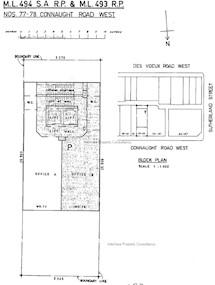 米行大厦 -标准平面图