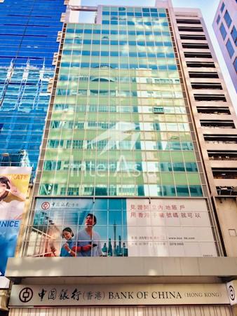 中国银行(香港)旺角商业大厦