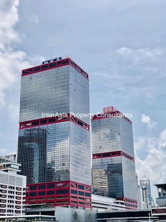信德中心 招商局大厦